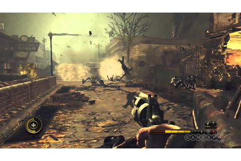 Resistance 3: Gameplay Demo (PS3) - YouTube