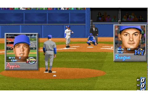 Hardball 5 (PC) Mets vs Royals - YouTube