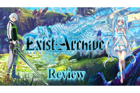 Game Review - Exist Archive - YouTube