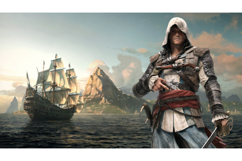 Assassin's Creed IV: Black Flag Computer Wallpapers ...