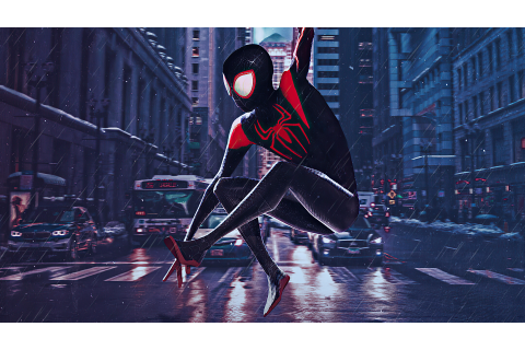 Marvels Spider Man Miles Morales 2020 Game, HD Superheroes ...