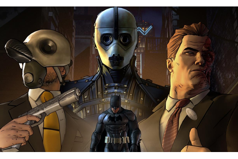 Batman: The Telltale Series - Episode 3 Review: Breaking ...
