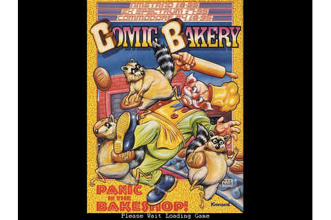 Comic Bakery Remake 2004-2007! | Software of Sweden