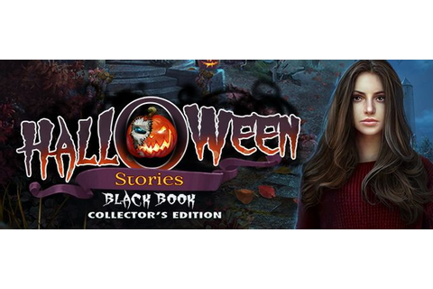 Halloween Stories: Black Book Collector's Edition ...