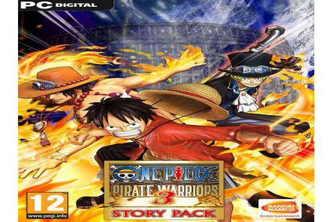 One Piece Pirate Warriors 3 Game Download Free For PC Full ...