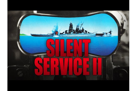 Silent Service 2 - Night Dive Studios Trailer - YouTube