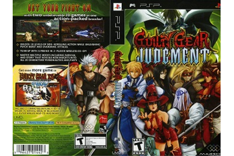 Guilty Gear Judgment (USA) ISO