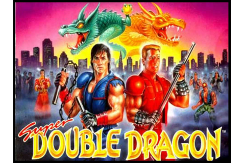 Super Double Dragon Music - Mission 2 - YouTube