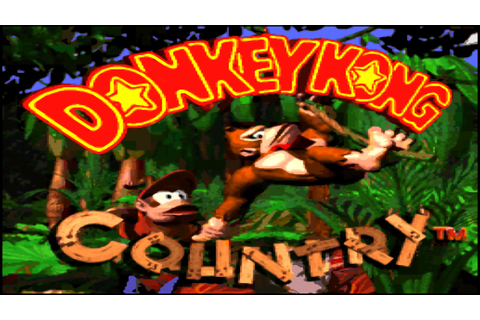 Nay's Game Reviews: Game Review: Donkey Kong Country