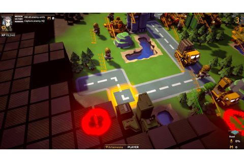 Advance Wars-Inspired Game 'Tiny Metal' Announced For ...