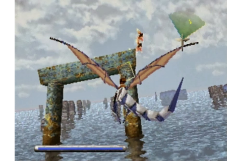 Game a Day ThreeSixtyFive: DAY 29 / GAME 29 Panzer Dragoon
