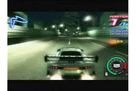 Ridge Racer 6 Gameplay - YouTube