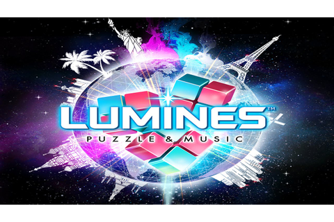 Official Lumines Puzzle & Music (by Mobcast inc.) Launch ...
