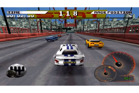 Test Drive 4 PS1 Gameplay HD (ePSXe) - YouTube