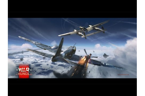 Best WWII Dogfight Game (PC) MMO - Realistic 3D Aerial ...