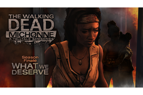 Conclusion to The Walking Dead: Michonne arrives next week ...