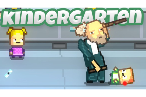 Kindergarten - CRAZY KILLER JANITOR - My Bully Girlfriend ...