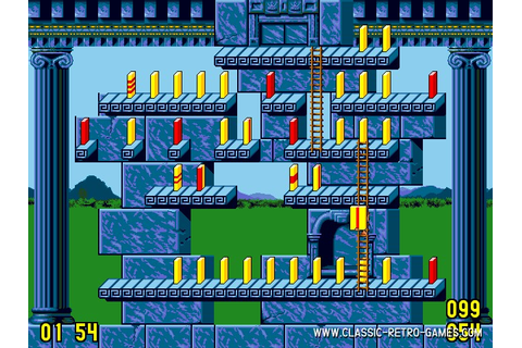 Download Pushover & Play Free | Classic Retro Games