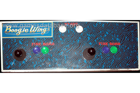 Boogie Wings - Arcade - Games Database