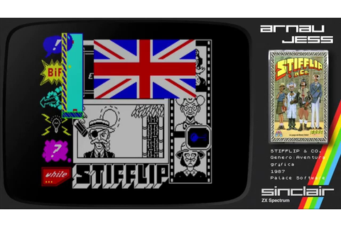 Stifflip & Co. Zx Spectrum by Palace Software - YouTube