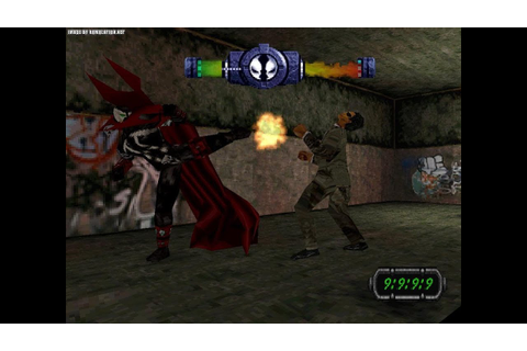 Vidéo Test Spawn The Eternal (Ps1) - YouTube