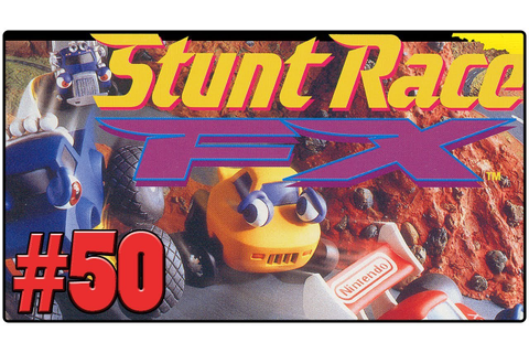 Stunt Race FX Review - Definitive 50 SNES Game #50 - YouTube