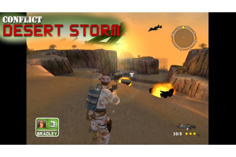 Conflict: Desert Storm ... (PS2) - YouTube
