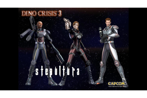 Dino Crisis 3 [Game Movie] - YouTube
