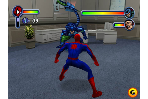 Best Programes & Games: Spiderman 1 PC Game Full Version ...