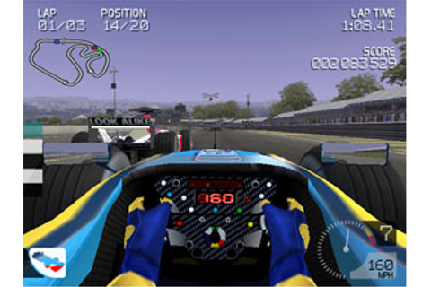 F1 2003 PS2 Review - www.impulsegamer.com