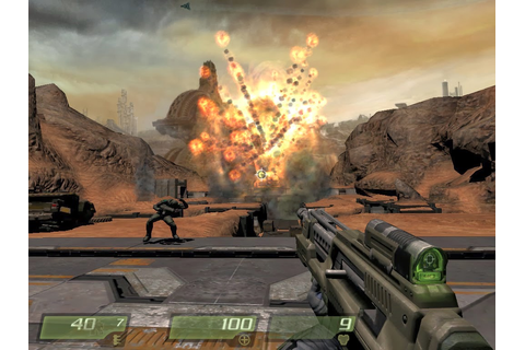 Quake 4 Game - Free Download Full Version For Pc
