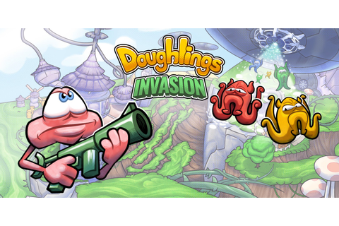 Doughlings: Invasion | Nintendo Switch download software ...