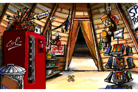 Download Leather Goddesses of Phobos 2 adventure for DOS ...