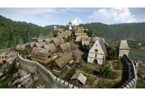 video Games, Kingdom Come: Deliverance Wallpapers HD ...