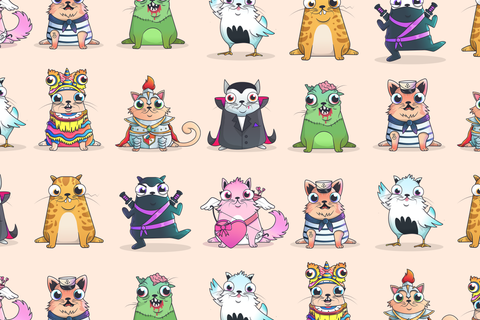 Cryptokitties Are Like Pricey Beanie Babies, And Just As ...