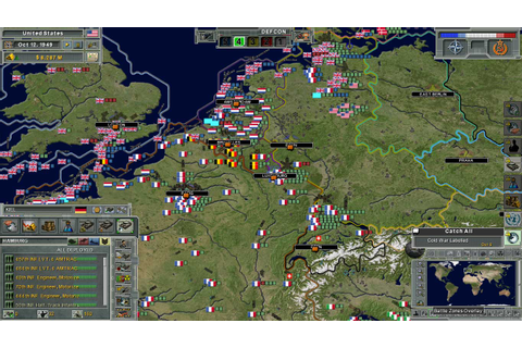 ... Wars: Supreme Ruler Cold War - Grand Strategy Game Releases Tomorrow