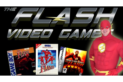 The Flash Video Games - Mungry Review - YouTube