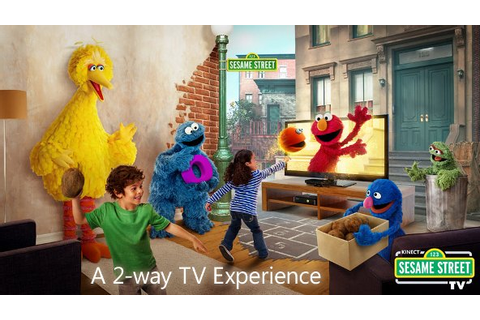 Game Review: Kinect Sesame Street TV | Dadnabbit