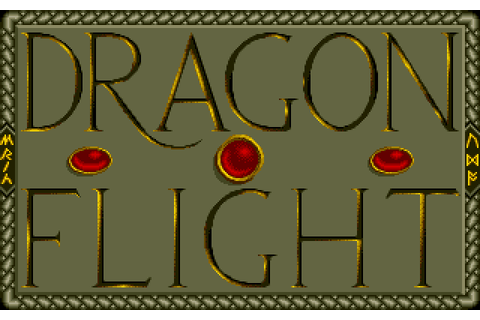 Dazeland: Amiga games: Dragonflight