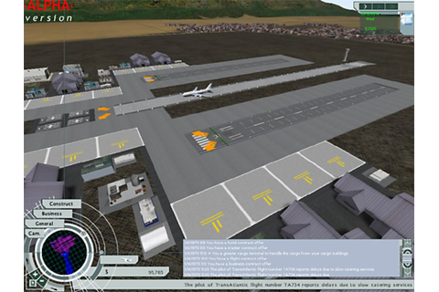 Airport Tycoon 3 screenshots | Hooked Gamers