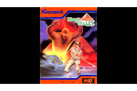 Kings Valley MSX In-game music - YouTube