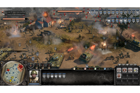 Company of Heroes 2 Theater of War game mode info released ...