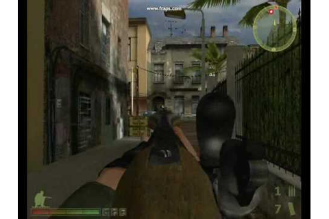 Vietcong 2 Game play - YouTube