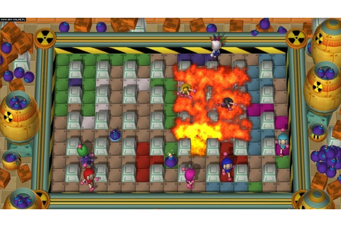 Bomberman Live - screenshots gallery - screenshot 4/26 ...