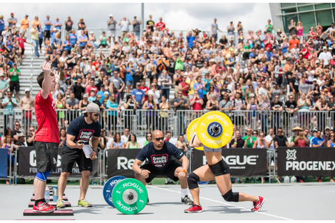 5 Reasons to attend a CrossFit Regionals Event | BoxLife ...
