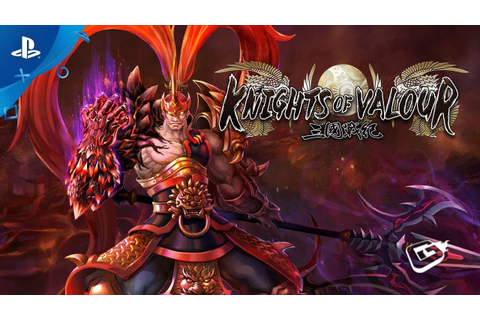 Knights of Valour – Launch Trailer | PS4 - YouTube