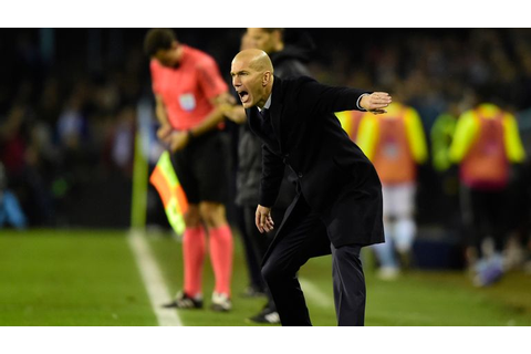 Real Madrid form not a worry for Zinedine Zidane after ...