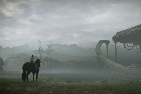 Shadow of the Colossus remake has a nice perk on PS4 Pro ...