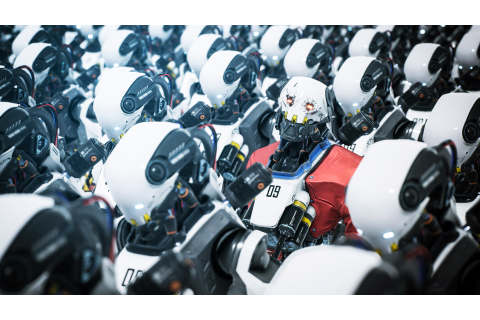 'Robo Recall' Behind-the-scenes – Insights and Artwork ...