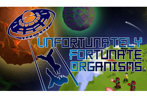 UFO - Unfortunately Fortunate Organisms Torrent « Games ...
